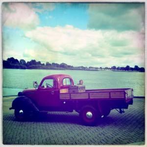 Volvo vrachtwagentje